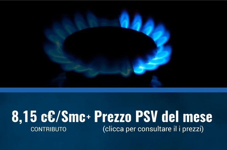 Prezzi offerta gas aziende