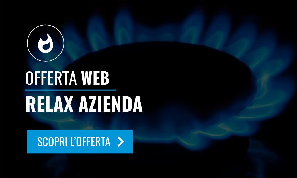 Offerta web gas aziende