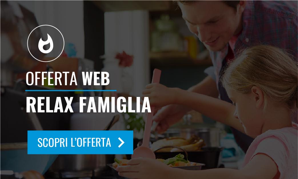 Offerta web gas famiglia